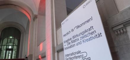 Die Internationale Fachkonferenz der Kultur- und Kreativwirtschaft 2018